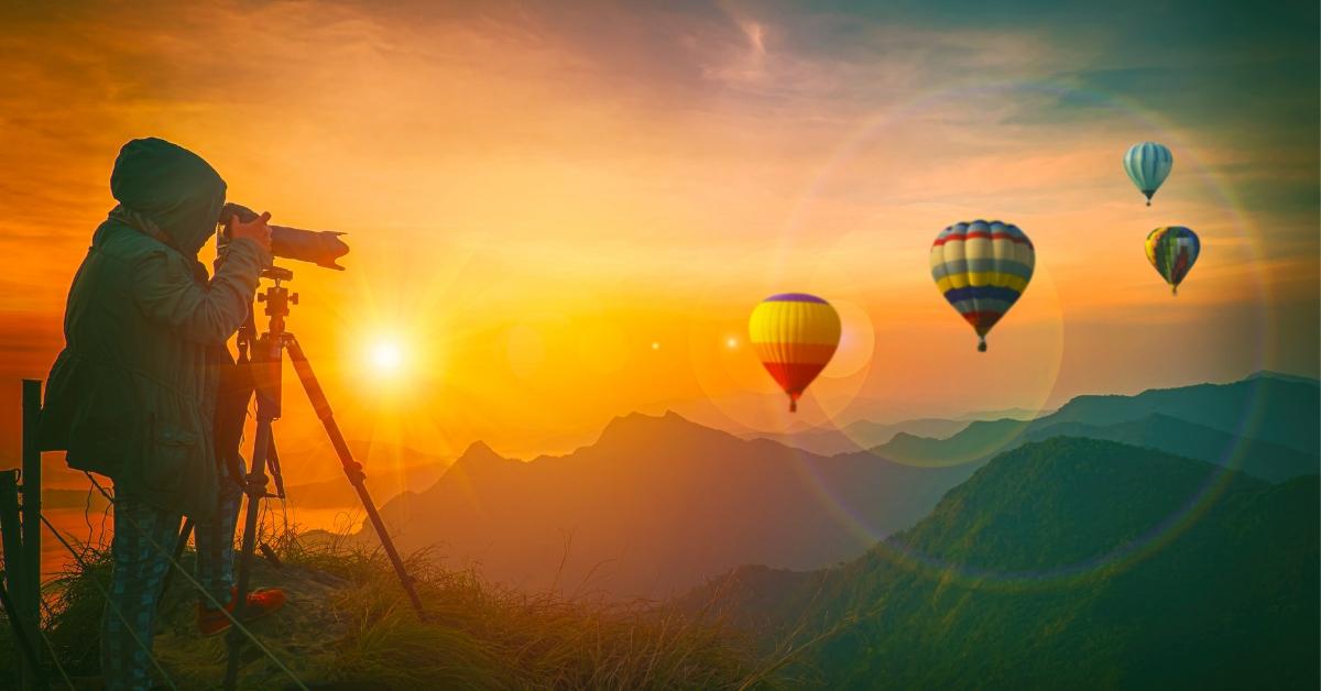 Abenteuer zwischen Himmel und Erde