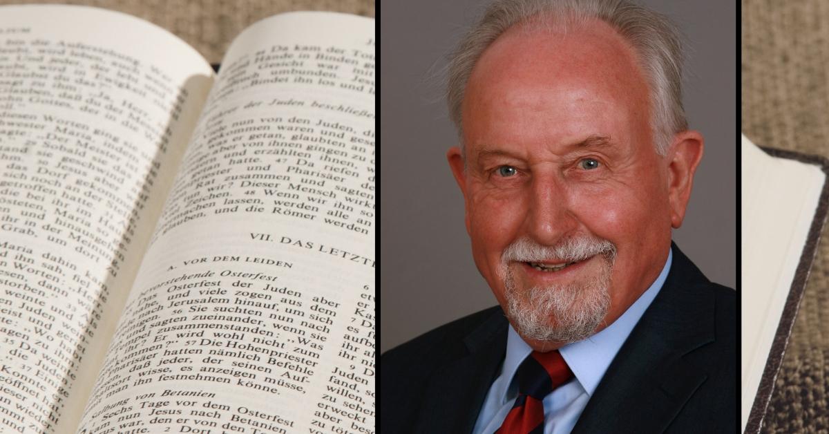 BBN Bibelstunde - Mit Pfarrer Winrich Scheffbuch