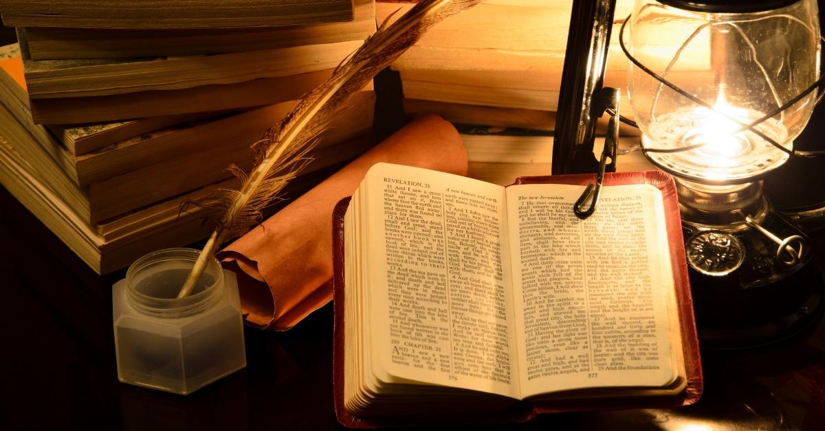 Bibelseminar für Alle - Mit Dr. Theol. Roger Liebi