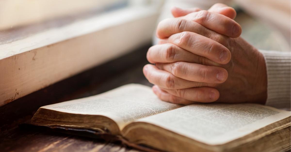 Gebet, Fürbitte, und Danksagung - BBN Moderator