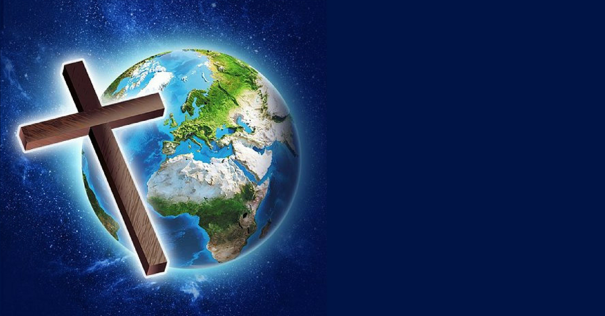 주일 드라마 - Christ to the World Ministry
