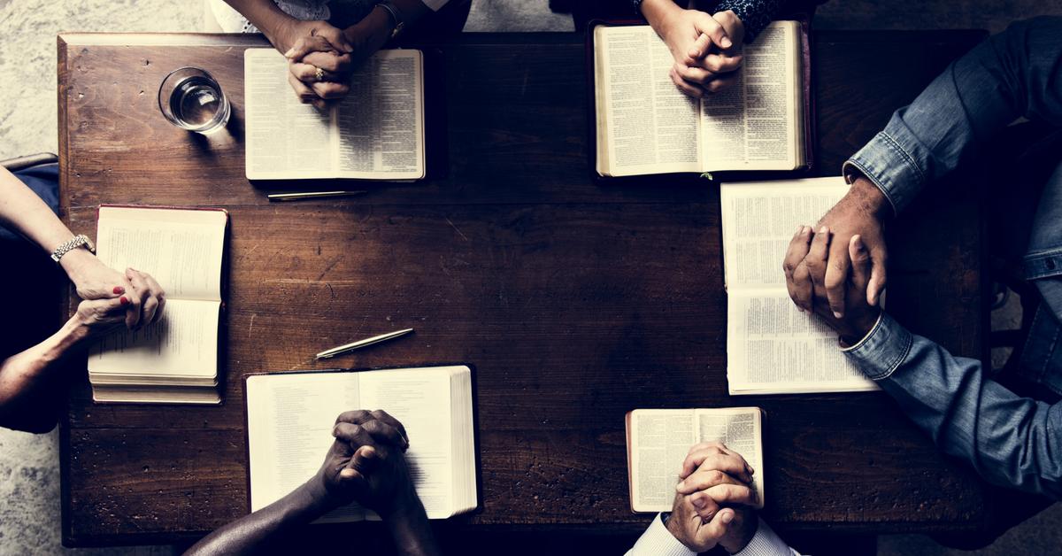 Oração Em familia